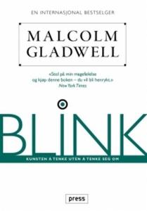 Blink (ebok) av Malcolm Gladwell