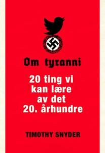 Om tyranni (ebok) av Timothy Snyder