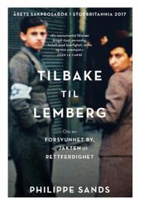 Tilbake til Lemberg (ebok) av Philippe Sands