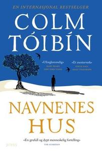 Navnenes hus (ebok) av Colm Tóibín