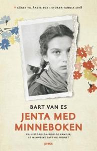 Jenta med minneboken (ebok) av Bart Van Es