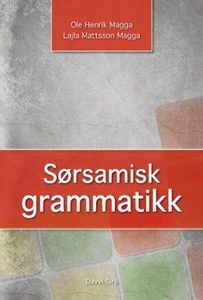 Sørsamisk grammatikk (ebok) av Ole Henrik Mag