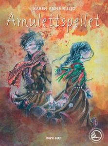 Amulettspeilet (ebok) av Karen Anne Buljo