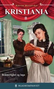 Hemmelighet og løgn (ebok) av Katrine Wessel-