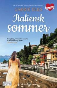 Italiensk sommer (ebok) av Carrie Elks