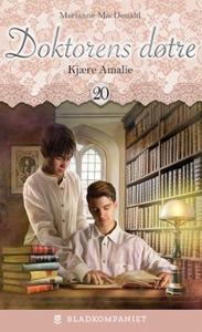 Kjære Amalie (ebok) av Marianne MacDonald
