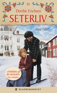 Nye tider (ebok) av Dorthe Erichsen