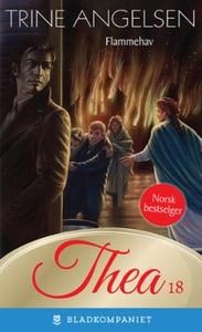 Flammehav (ebok) av Trine Angelsen