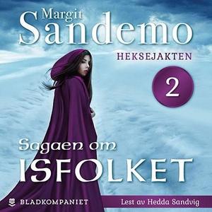 Heksejakten (lydbok) av Margit Sandemo