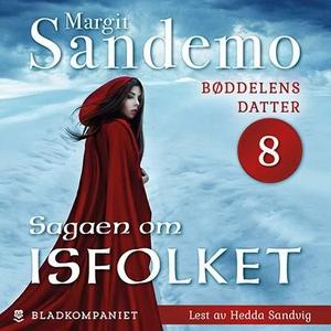 Bøddelens datter (lydbok) av Margit Sandemo
