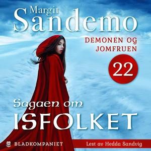Demonen og jomfruen (lydbok) av Margit Sandem