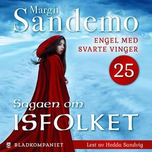 Engel med svarte vinger (lydbok) av Margit Sa