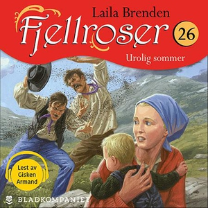 Urolig sommer (lydbok) av Laila Brenden