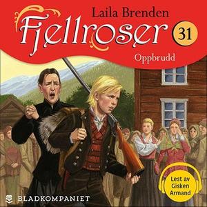 Oppbrudd (lydbok) av Laila Brenden