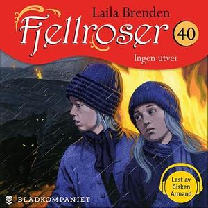 Ingen utvei (lydbok) av Laila Brenden