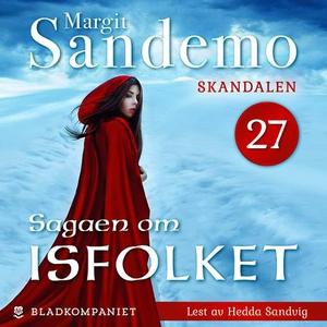 Skandalen (lydbok) av Margit Sandemo