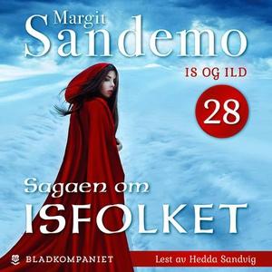 Is og ild (lydbok) av Margit Sandemo