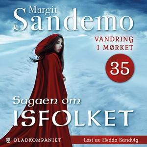 Vandring i mørket (lydbok) av Margit Sandemo