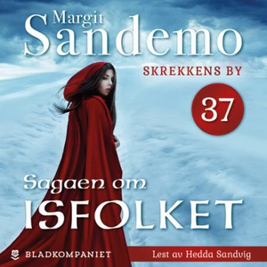 Skrekkens by (lydbok) av Margit Sandemo
