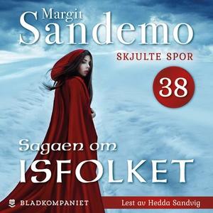 Skjulte spor (lydbok) av Margit Sandemo