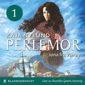Jona fra Værøy (lydbok) av Kaja Nylund