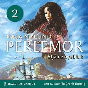 Stjålne øyeblikk (lydbok) av Kaja Nylund