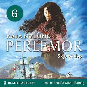 Skjulte dyp (lydbok) av Kaja Nylund