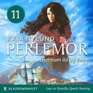 Gjennom ild og vann (lydbok) av Kaja Nylund