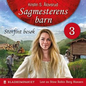 Storfint besøk (lydbok) av Kristin S. Ålovsru