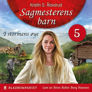 I stormens øye (lydbok) av Kristin S. Ålovsru