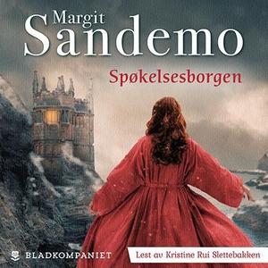 Spøkelsesborgen (lydbok) av Margit Sandemo
