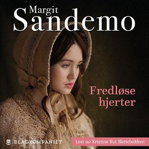 Fredløse hjerter (lydbok) av Margit Sandemo