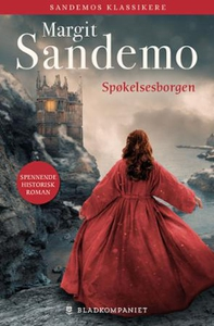 Spøkelsesborgen (ebok) av Margit Sandemo