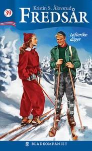 Løfterike dager (ebok) av Kristin S. Ålovsrud