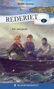 Tatt som gissel (ebok) av Øystein Antonsen