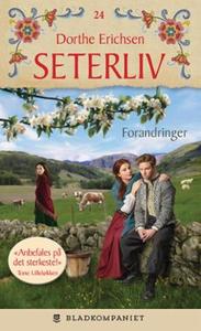Forandringer (ebok) av Dorthe Erichsen