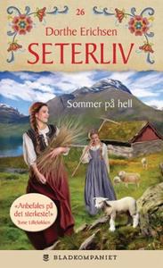 Sommer på hell (ebok) av Dorthe Erichsen