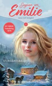 Storgårdsballet (ebok) av Anne-Lill Vestgård