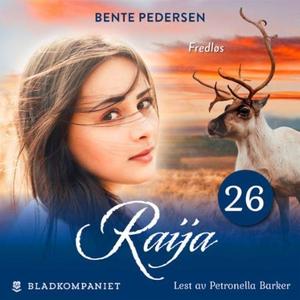 Fredløs (lydbok) av Bente Pedersen