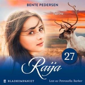 Tsarina (lydbok) av Bente Pedersen