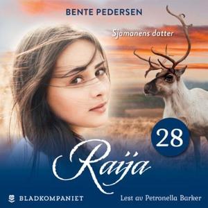 Sjamanens datter (lydbok) av Bente Pedersen