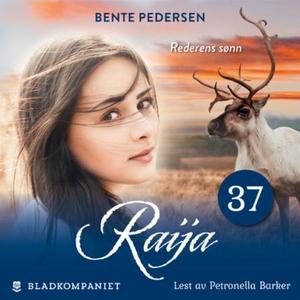 Rederens sønn (lydbok) av Bente Pedersen