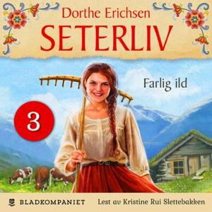 Farlig ild (lydbok) av Dorthe Erichsen
