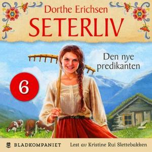 Den nye predikanten (lydbok) av Dorthe Erichs