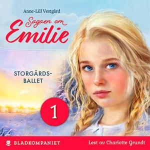 Storgårdsballet (lydbok) av Anne-Lill Vestgår