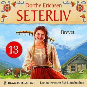 Brevet (lydbok) av Dorthe Erichsen, Dorthe E.