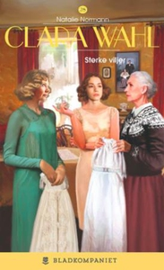 Sterke viljer (ebok) av Natalie Normann