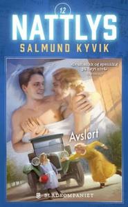 Avslørt (ebok) av Salmund Kyvik