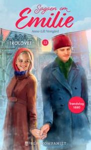 Trolovet (ebok) av Anne-Lill Vestgård