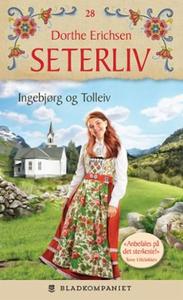 Ingebjørg og Tolleiv (ebok) av Dorthe Erichse